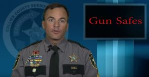 "Gun Safety Video Filmed at ""A"" Locksmith Naples"