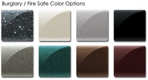 BF Safe Color Selections - Naples FL