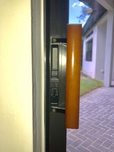 Your Sliding Glass Door Lock Is Totally Useless Quot A