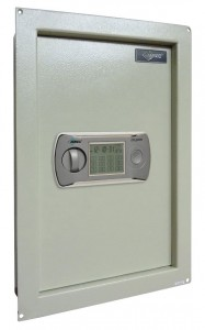 WEST2114 with new DL5000 Electronic Lock
