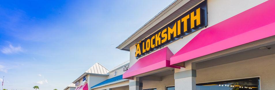 A Locksmith City of Naples Showroom Location - A Locksmith Naples