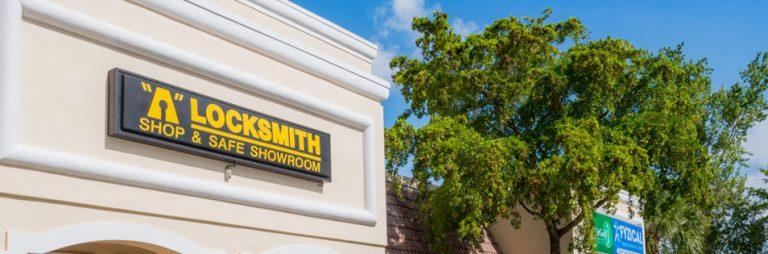 """Safe & Door Hardware Showrooms in Naples   """"A"""" Locksmith ..."""