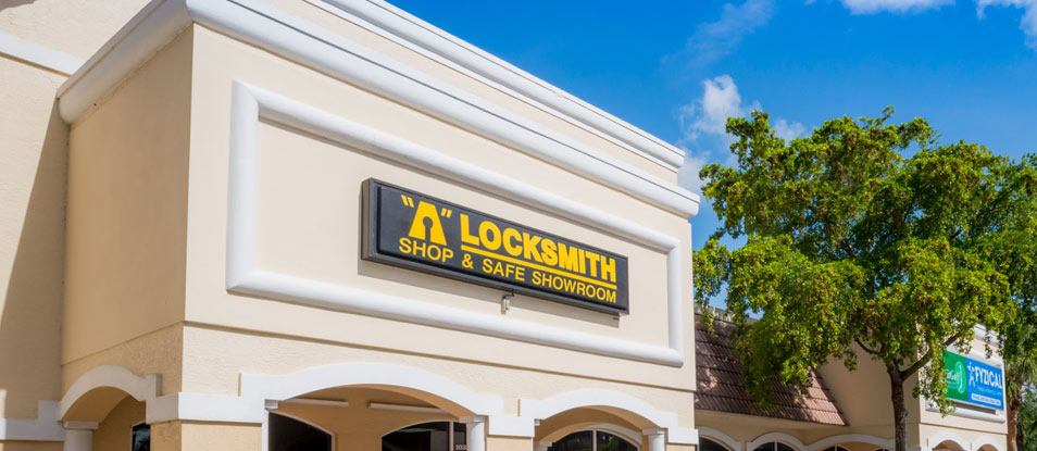 A Locksmith Naples - North Naples Showroom Location