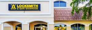 A Locksmith North Naples Showroom