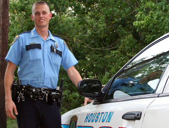 A Locksmith President Andrew Blitch - Former Houston Police Officier