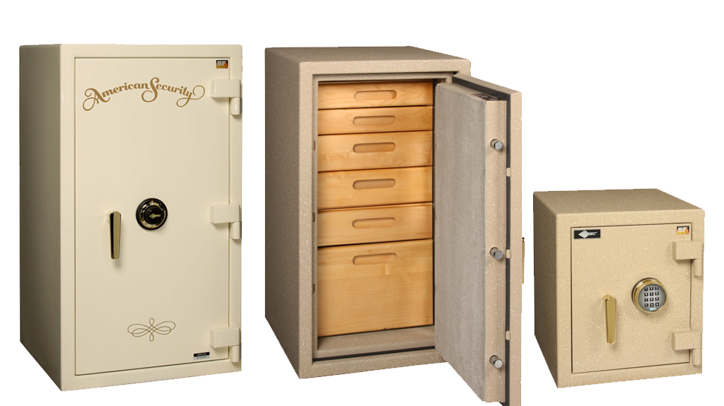 Burglary Rated Safes