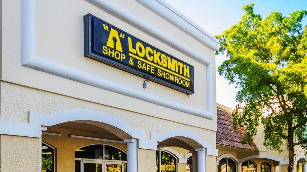 """A"" Locksmith Commercial Locksmithing"