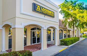 A Locksmith Naples - North Naples Showroom