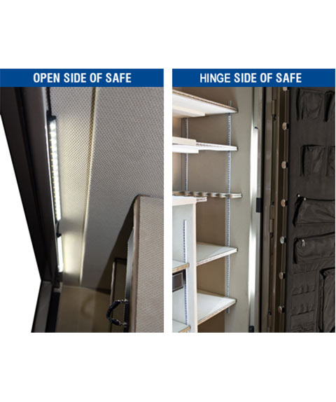 Safe Accessories LED Safe Lighting - A Locksmith Naples