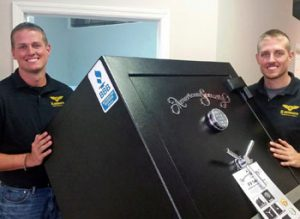 Safe Delivery and Installation in Naples, Florida - A Locksmith Naples